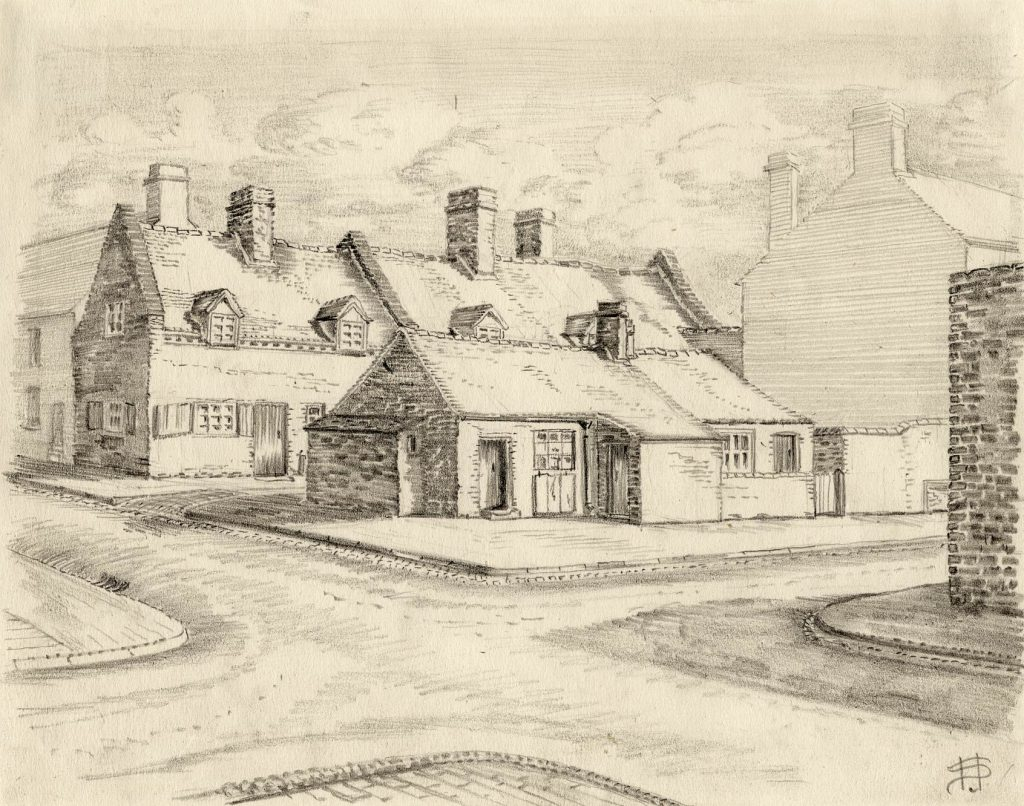Starkey, H.J. Little Cottage