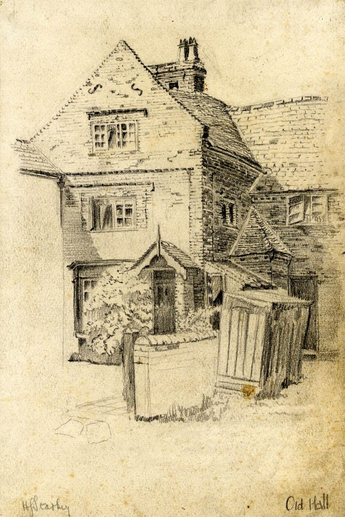 Starkey, H.J. Old Hall, Wolverhampton Street