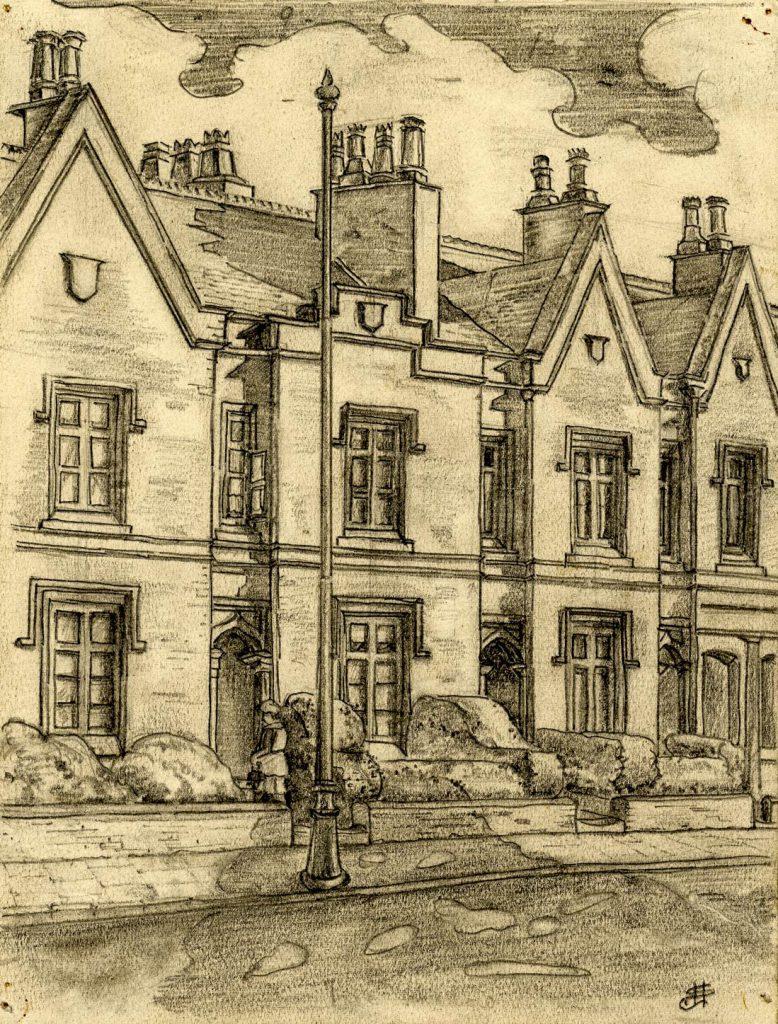 Starkey, H.J. Tudor Terrace New Road