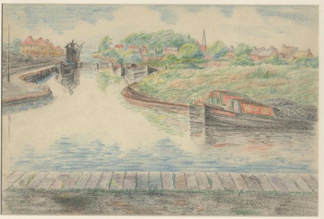 Starkey, H.J. Coal Wharf – Short Heath
