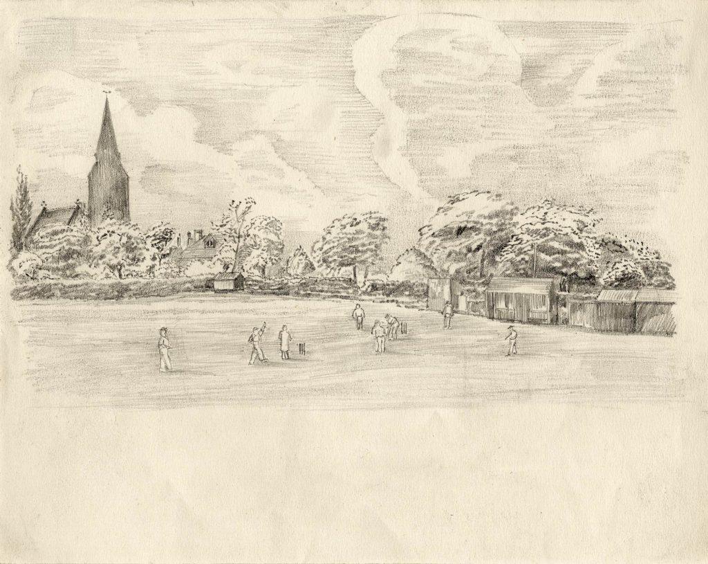Starkey, H.J. Wood Green Church and Boys School Field
