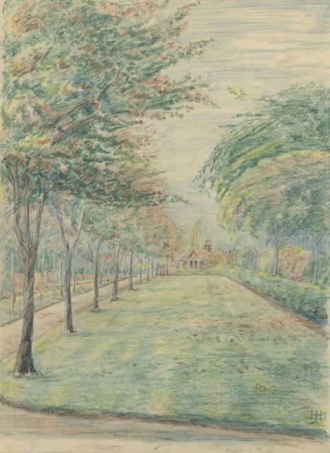 Starkey, H.J. Willenhall, Park Entrance Avenue
