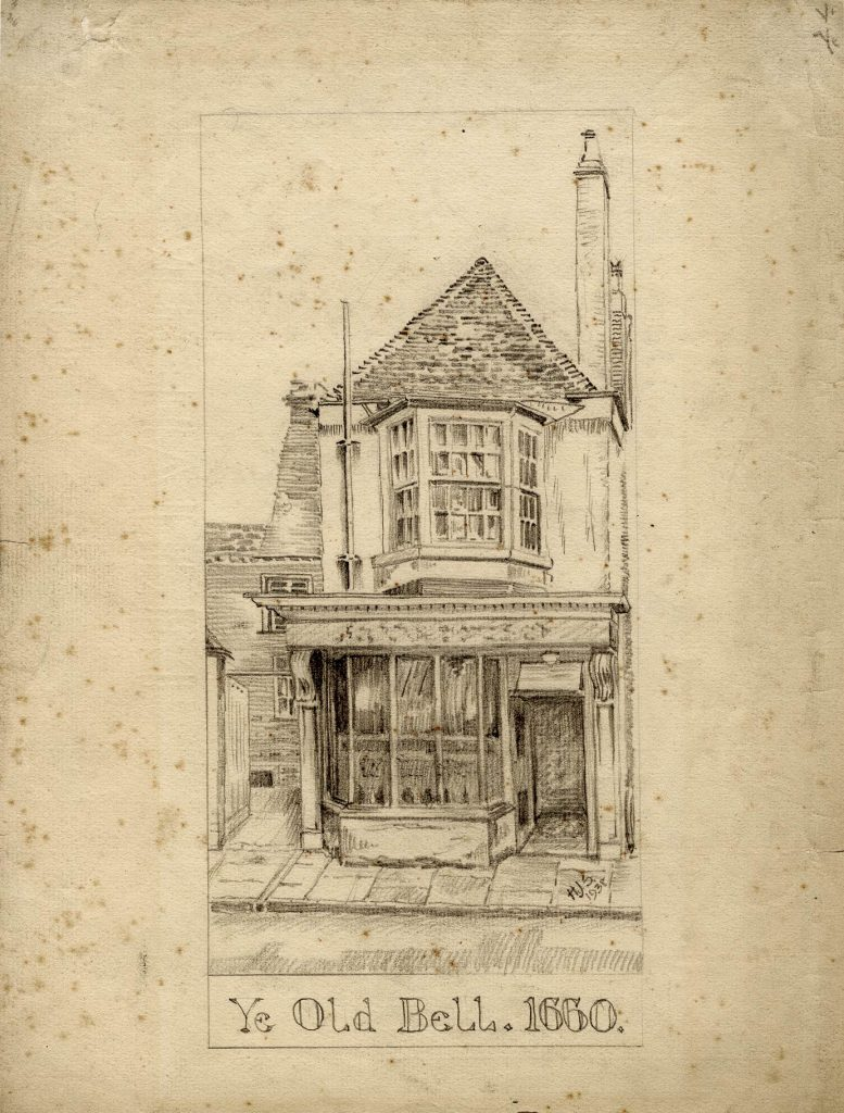 Starkey, H.J. Ye Old Bell 1660