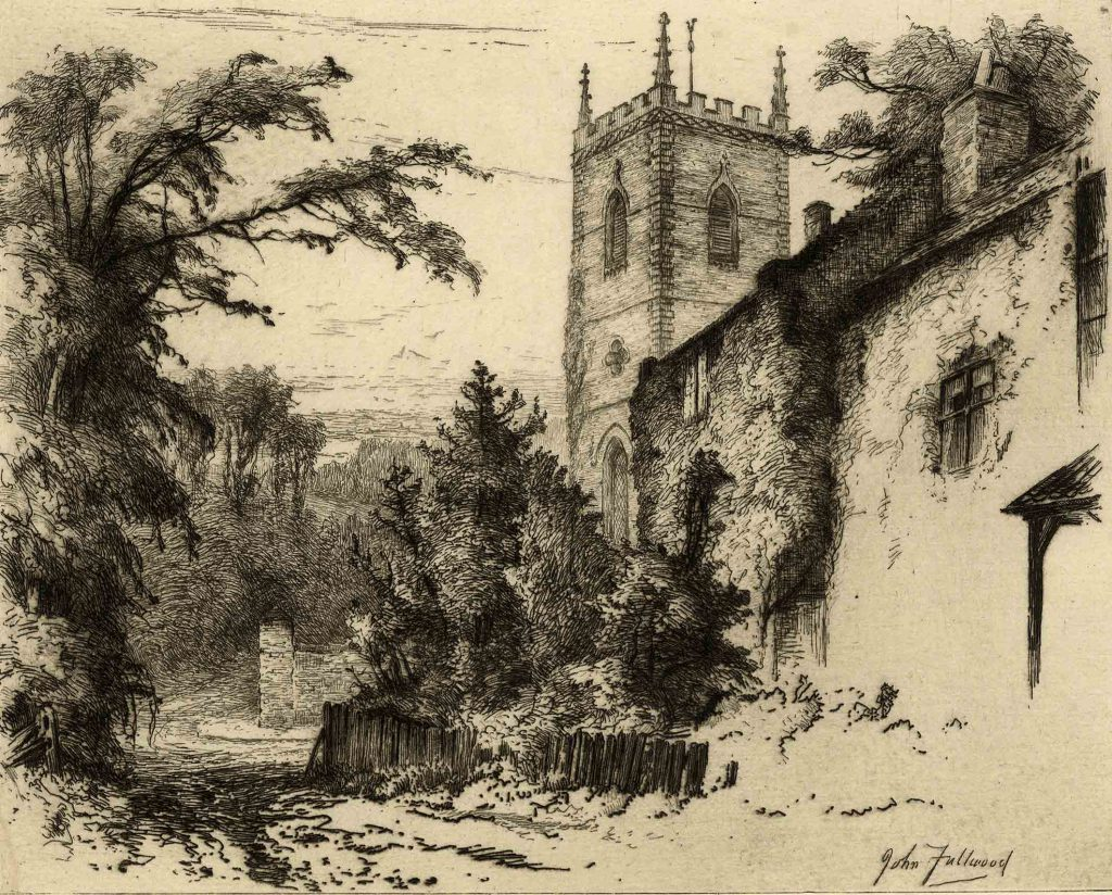 Fullwood, John Penn Church