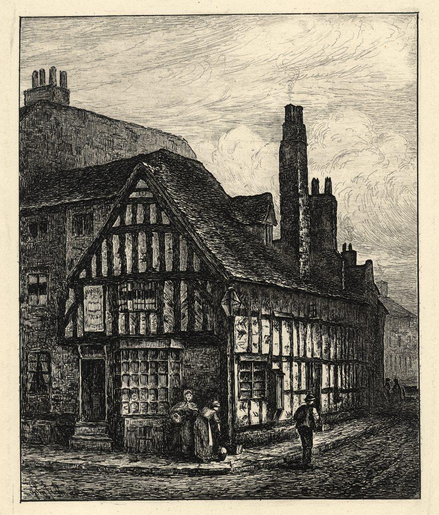 Fullwood, John Old House, Victoria St.