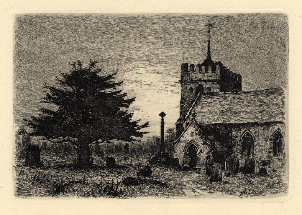 Fullwood, John Albrighton Church