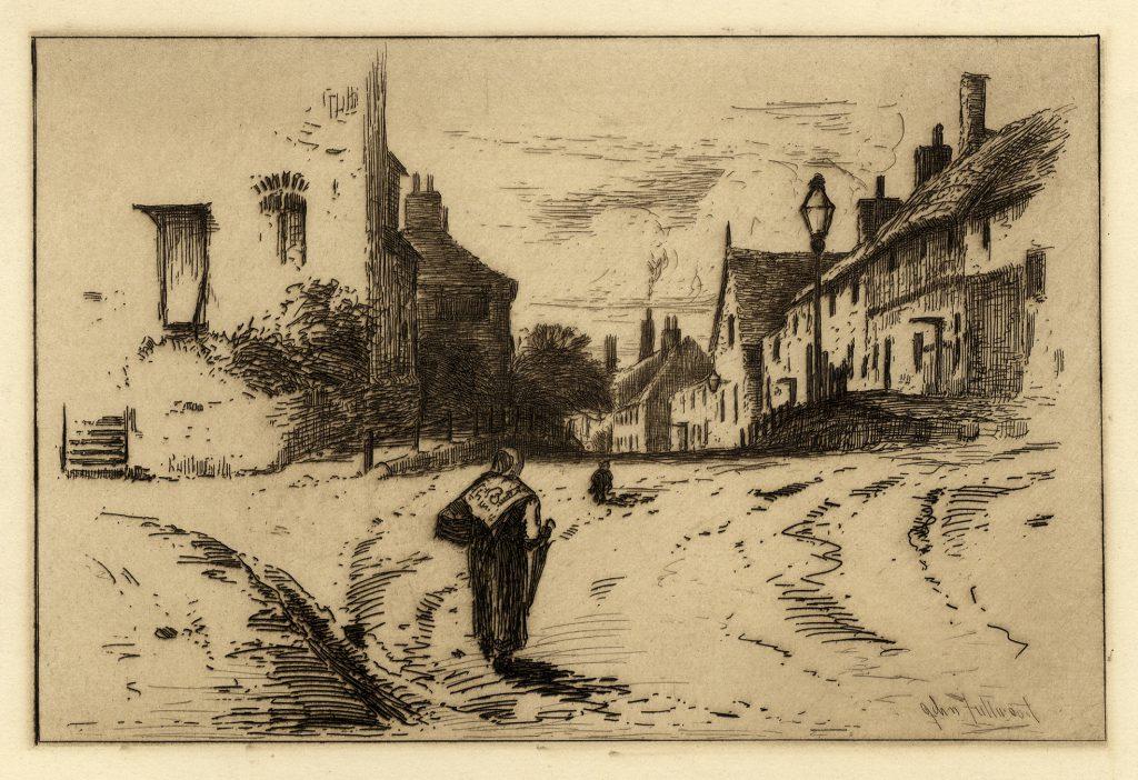 Fullwood, John Old Hill, Tettenhall