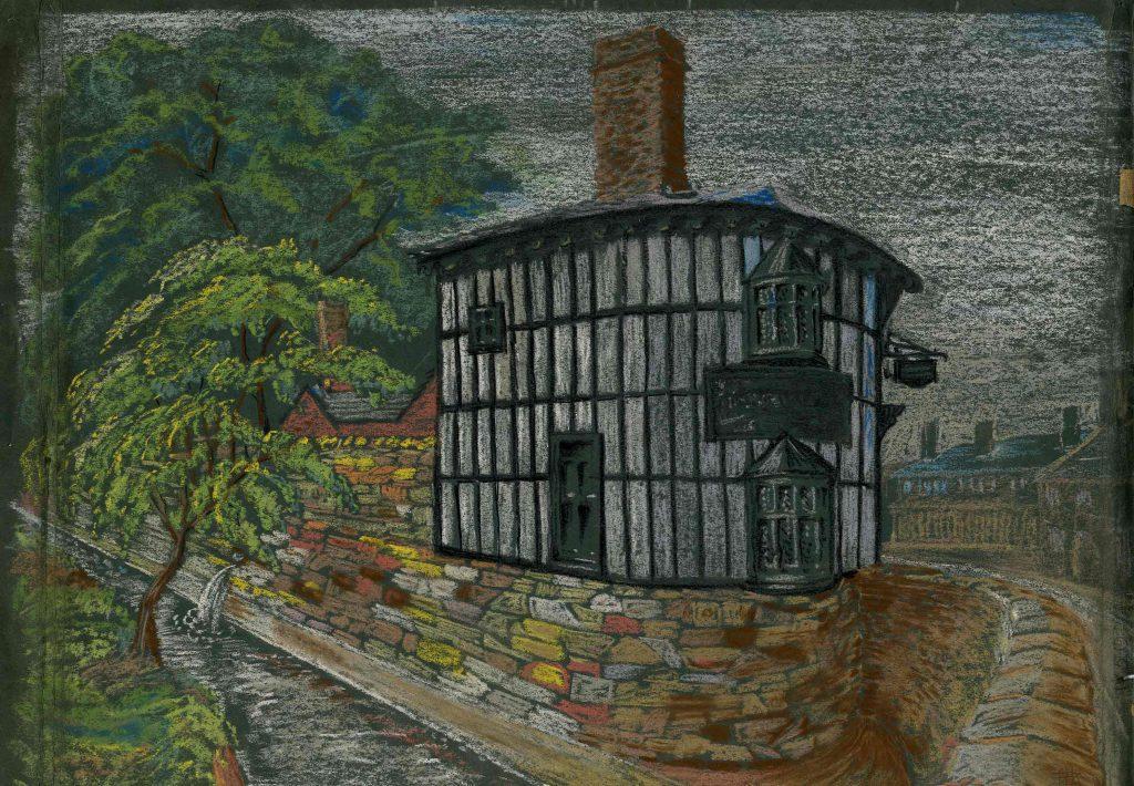 Starkey, H.J. The Round House, Willenhall