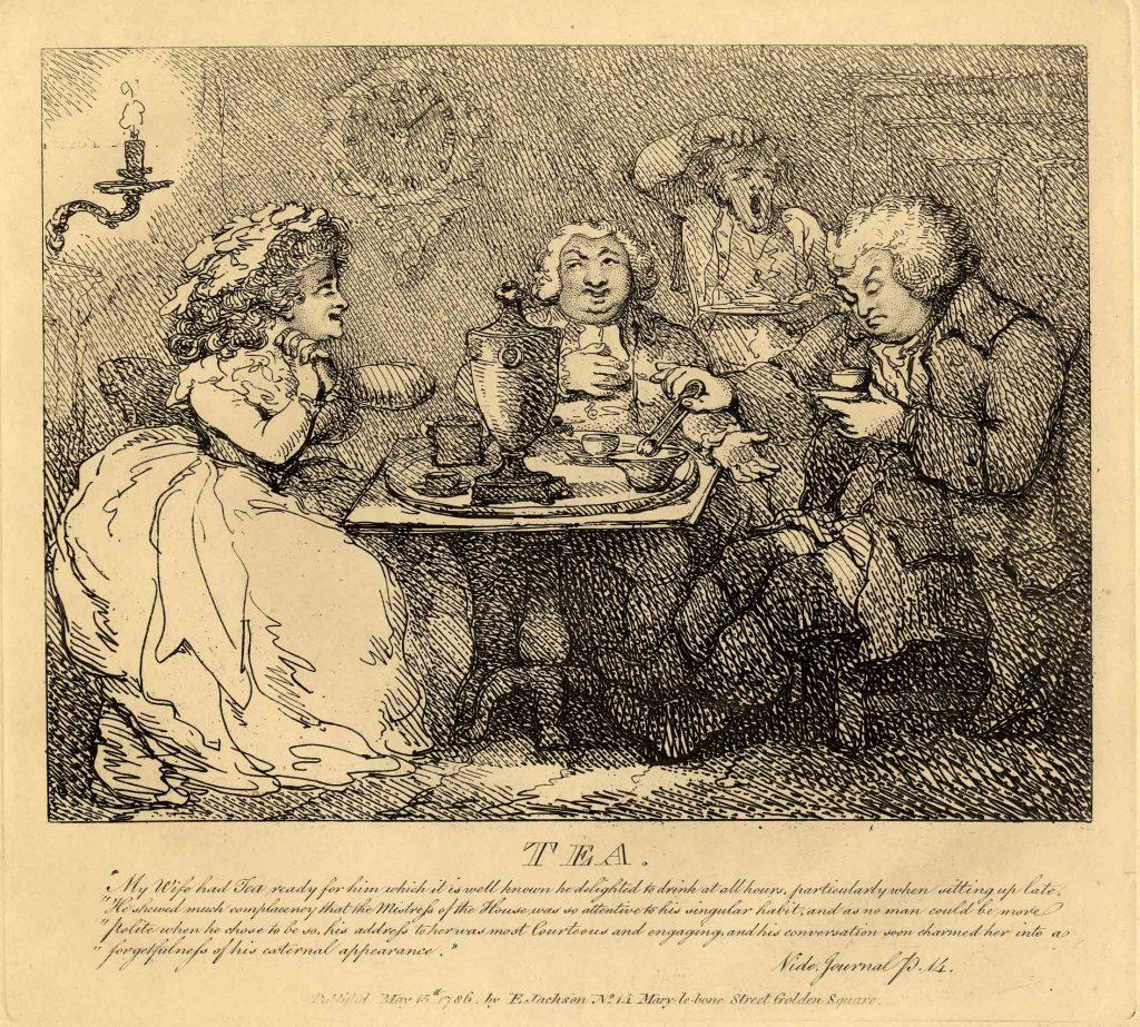 Rowlandson, Thomas Tea