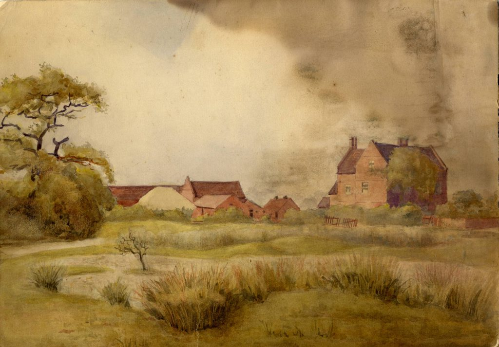Somerfield, Henry Old Farmhouse, Walsall