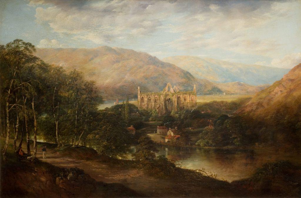 Unknown Tintern Abbey