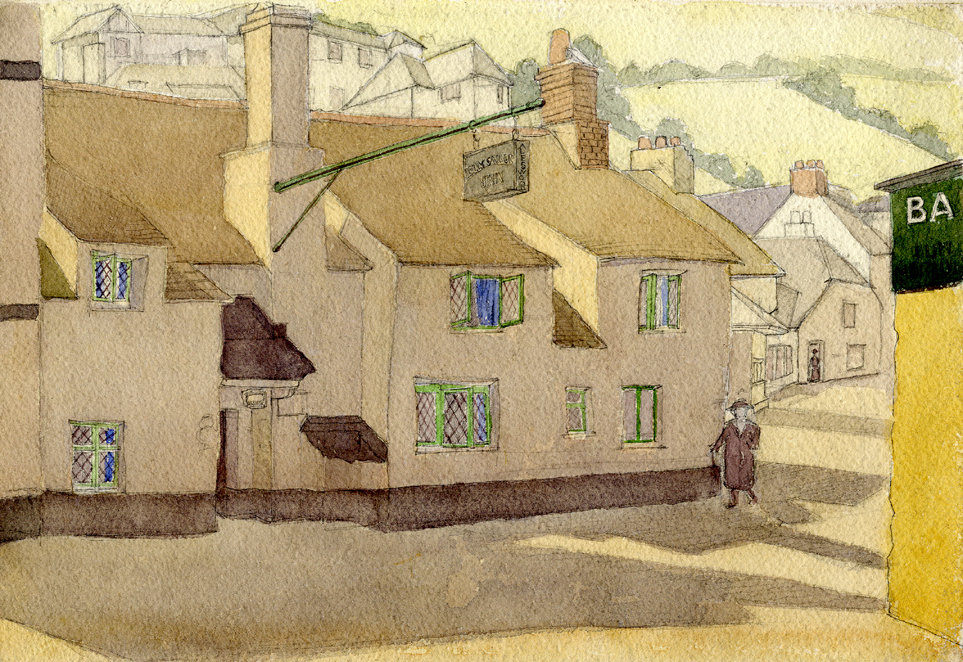 Flint, E. M. Untitled (Jolly Sailor Inn)