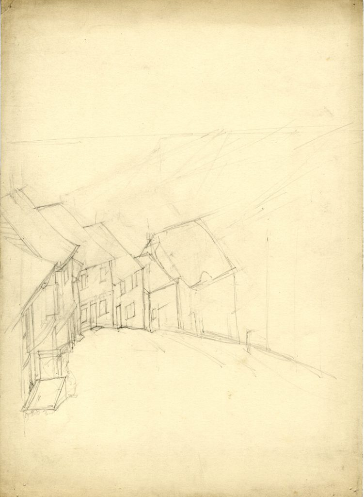 Flint, E. M. Untitled (Street Study)