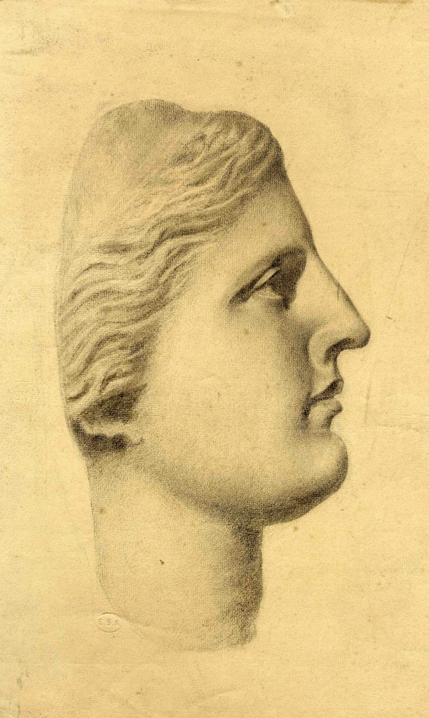 Stanley, Gilbert Harold Untitled (Profile)
