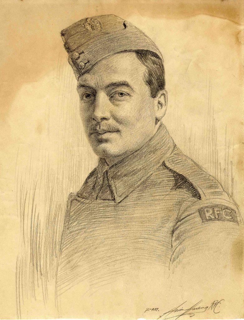 Stanley, Gilbert Harold Adrian Handing RFC