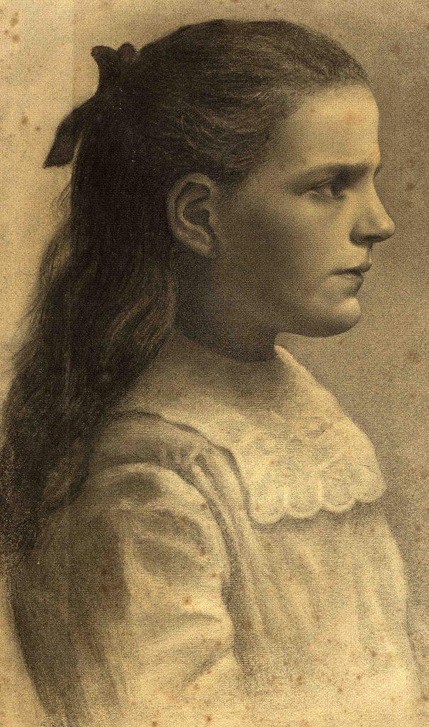 Stanley, Gilbert Harold Untitled (Portrait of a Girl)