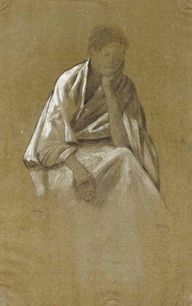 Stanley, Gilbert Harold Untitled (Draped Figure Studies)