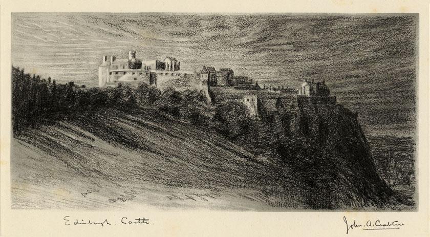 Crabtree, John Edinburgh Castle