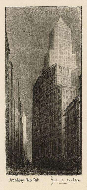 Crabtree, John Broadway – New York