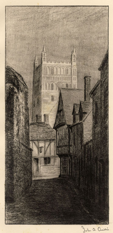 Crabtree, John Untitled (townscape)