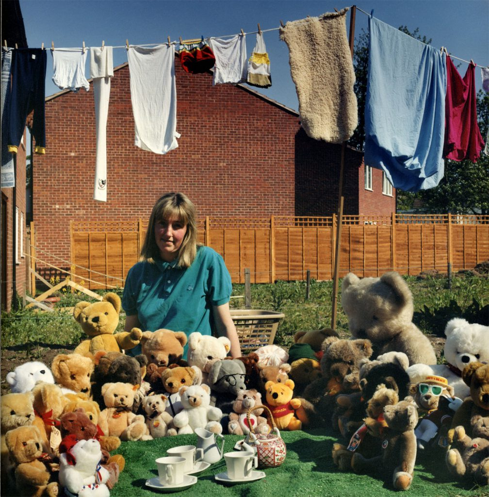 De Nasty, Ming The People's Show  Lynne Cook Teddy Bears Collection (50 items)