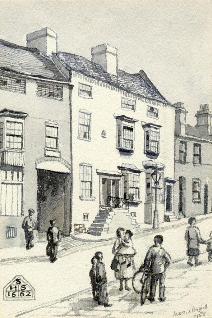Orgill, Mollie Street Scene – Walsall