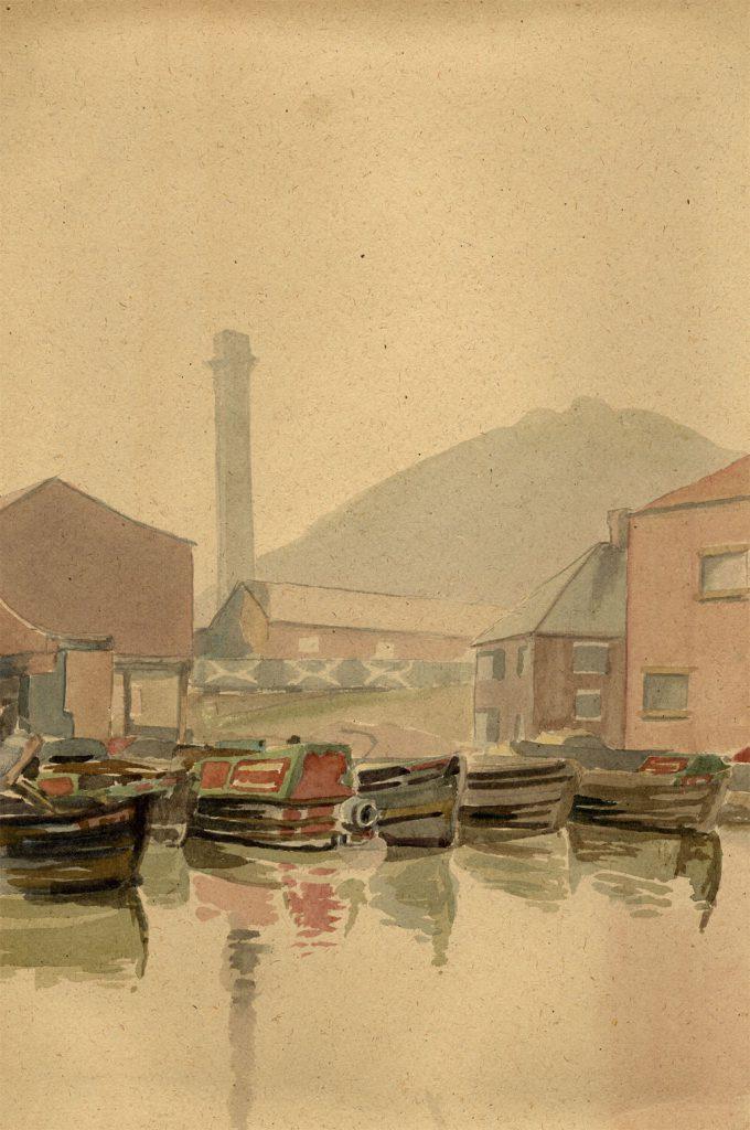 Orgill, Mollie Canal Boats
