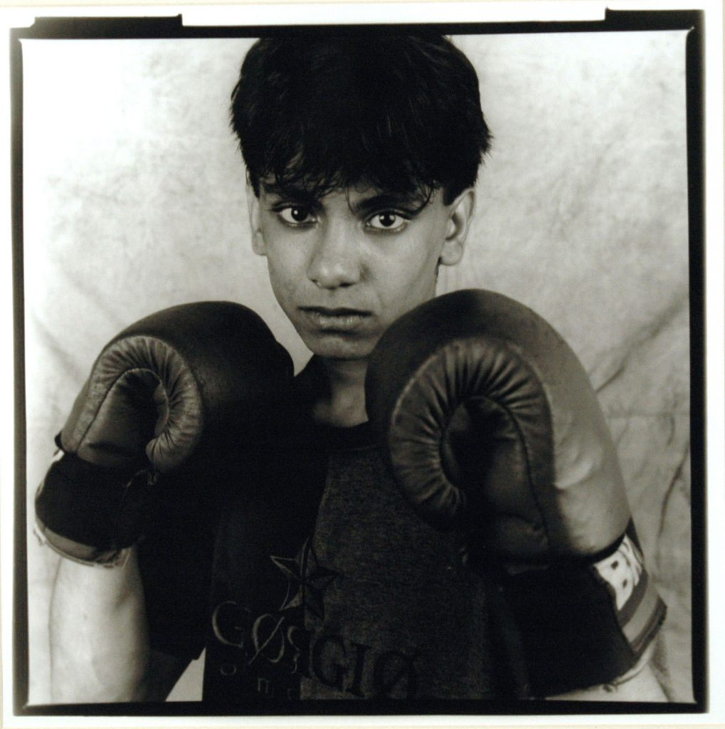 De Nasty, Ming Pleck Boxing Club. Kasser Chandry