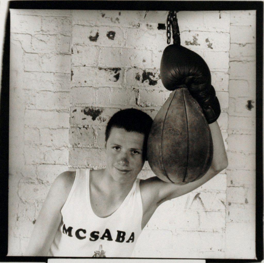 Nasty, Ming de Pleck Boxing Club Jimmy Beach