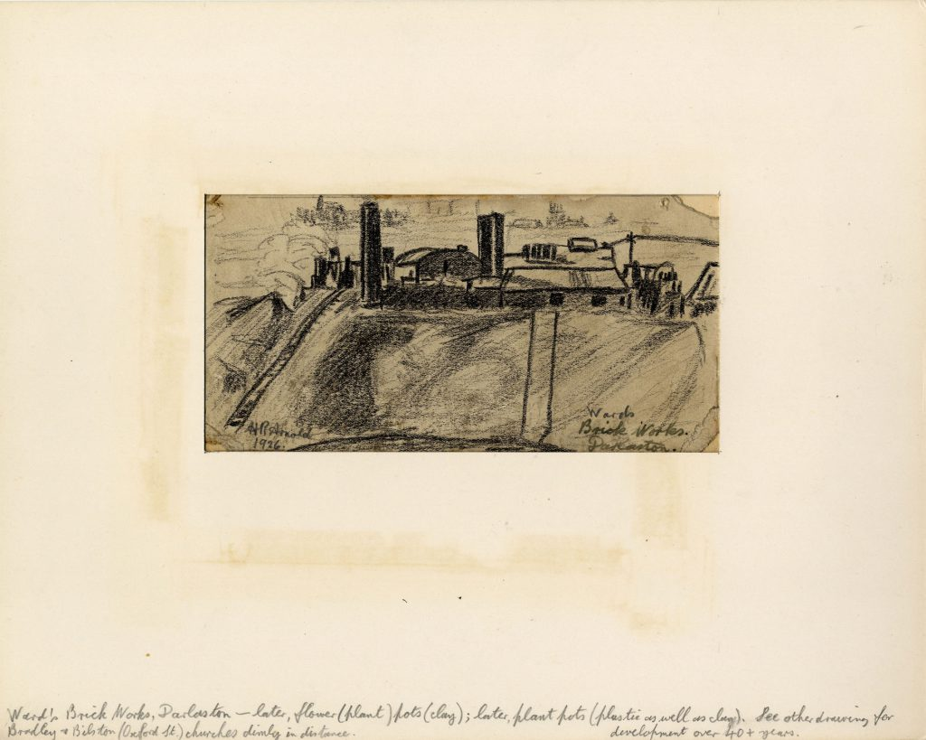 Arnold, Harry Reginald Wards Brick Works, Darlaston