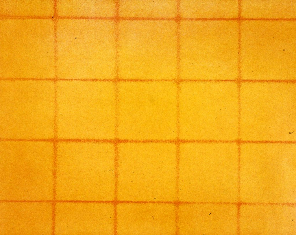 Thompson, Estelle Yellow Grid (in)