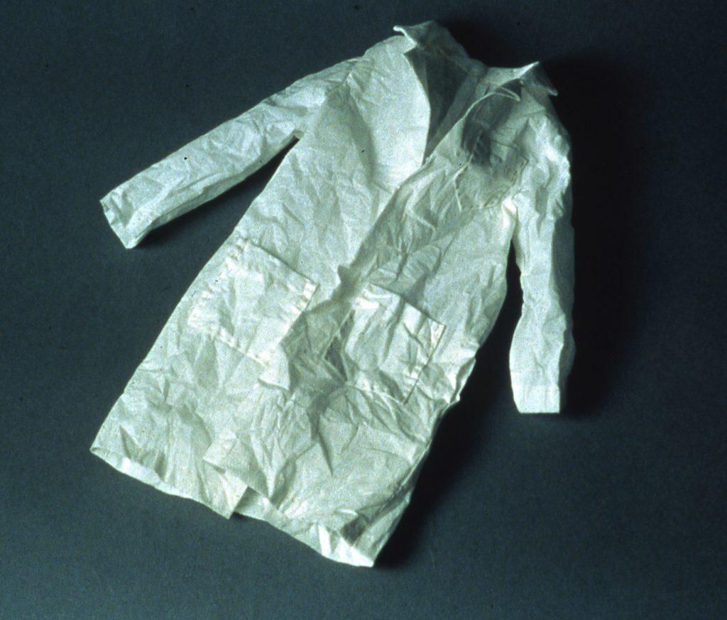 LeMoine, Elizabeth Lab coat