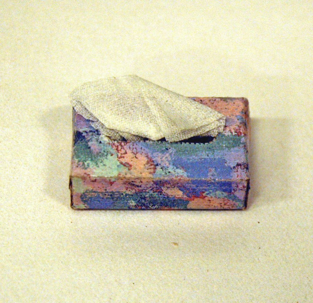 LeMoine, Elizabeth Box of tissues