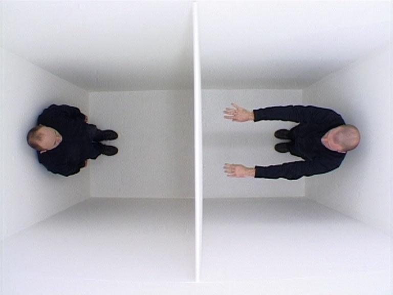 John Wood and Paul Harrison 8 x 4