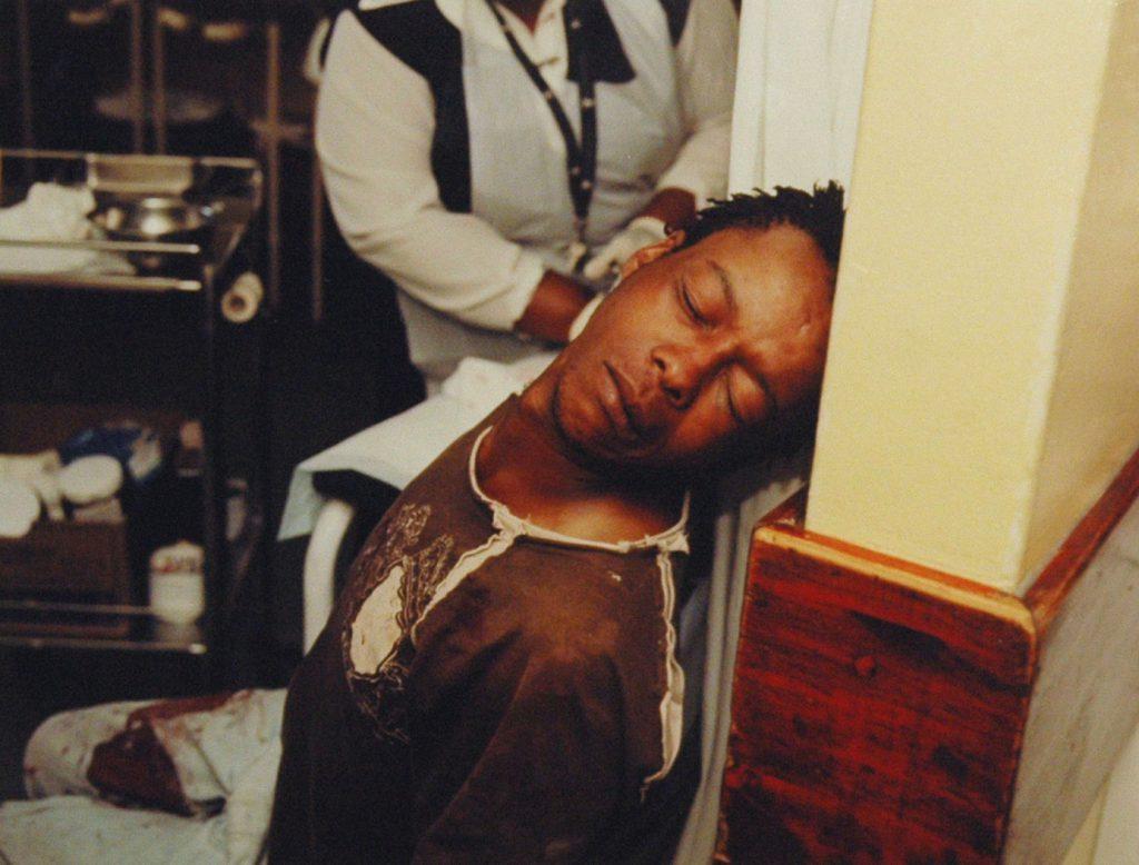 Jackson, Andrew Black Man, Khayelitsha