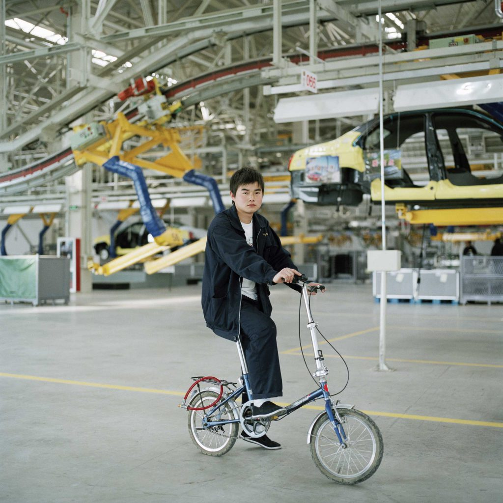 Whipps, Stuart Yao Chong, Assembly Worker