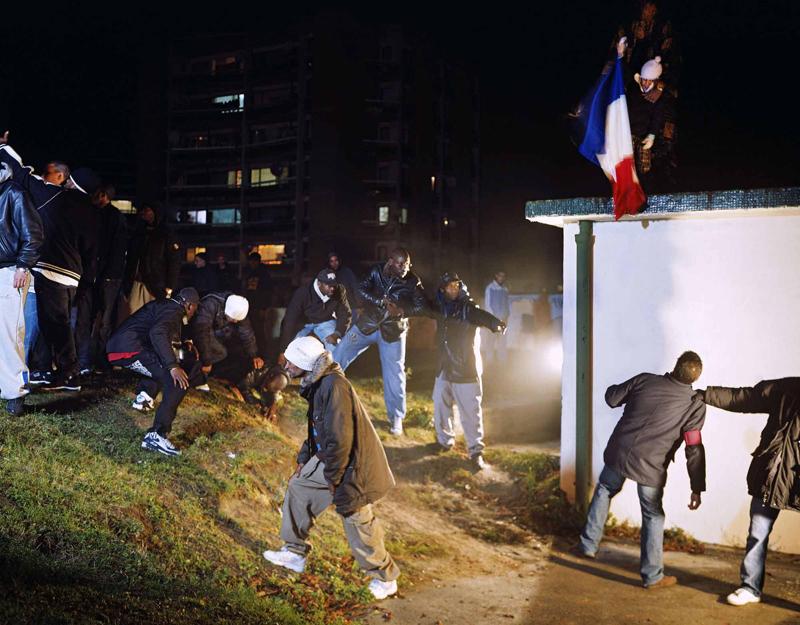 Bourouissa, Mohamed La République
