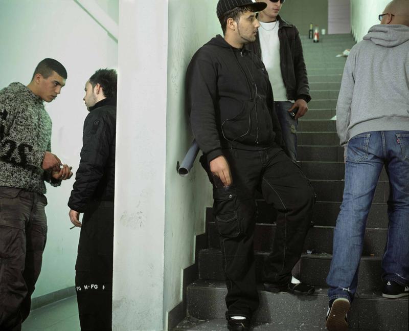 Bourouissa, Mohamed Le Couloir
