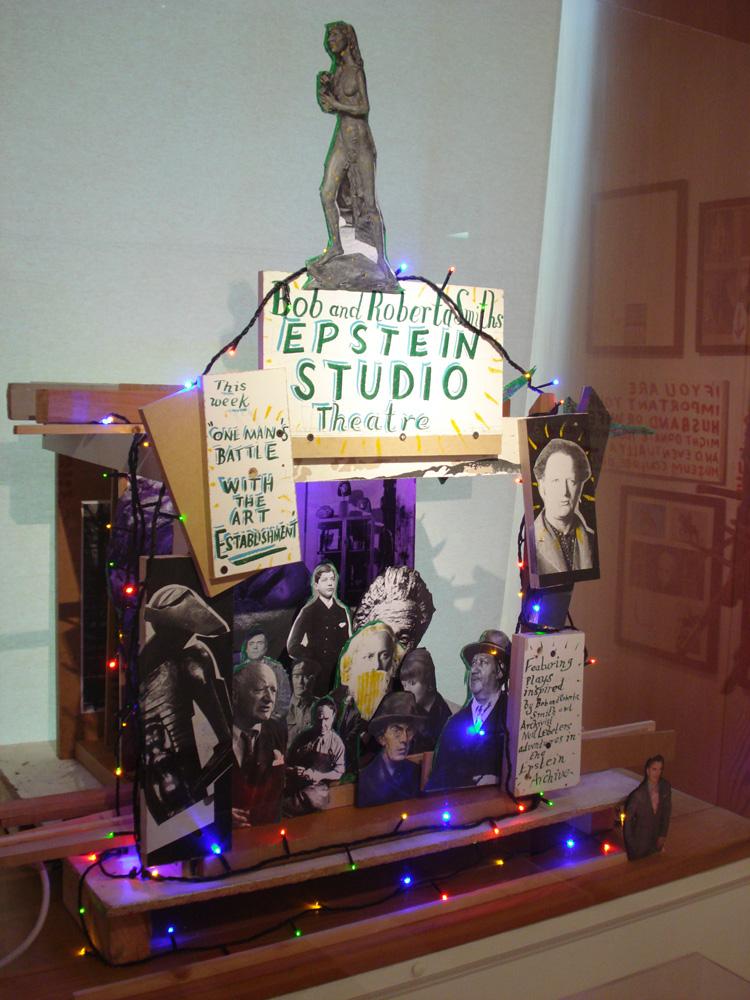 Smith, Bob & Roberta Bob & Roberta Smith Epstein Studio Theatre