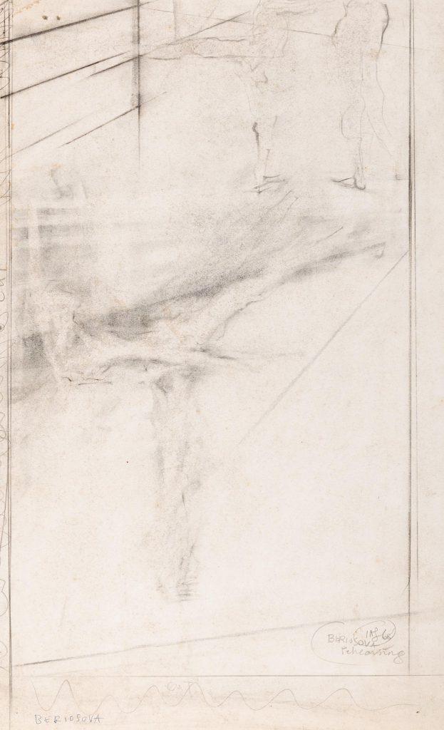 Rawsthorne, Isabel Beriosova Rehersing