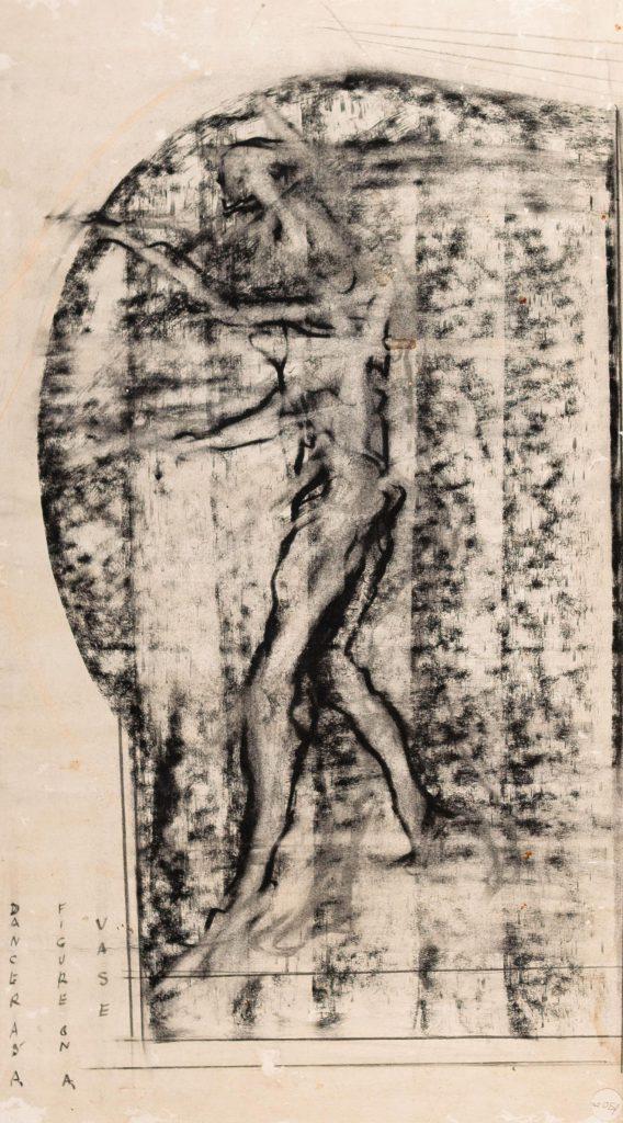 Rawsthorne, Isabel Dancer as a Figure on a Vase