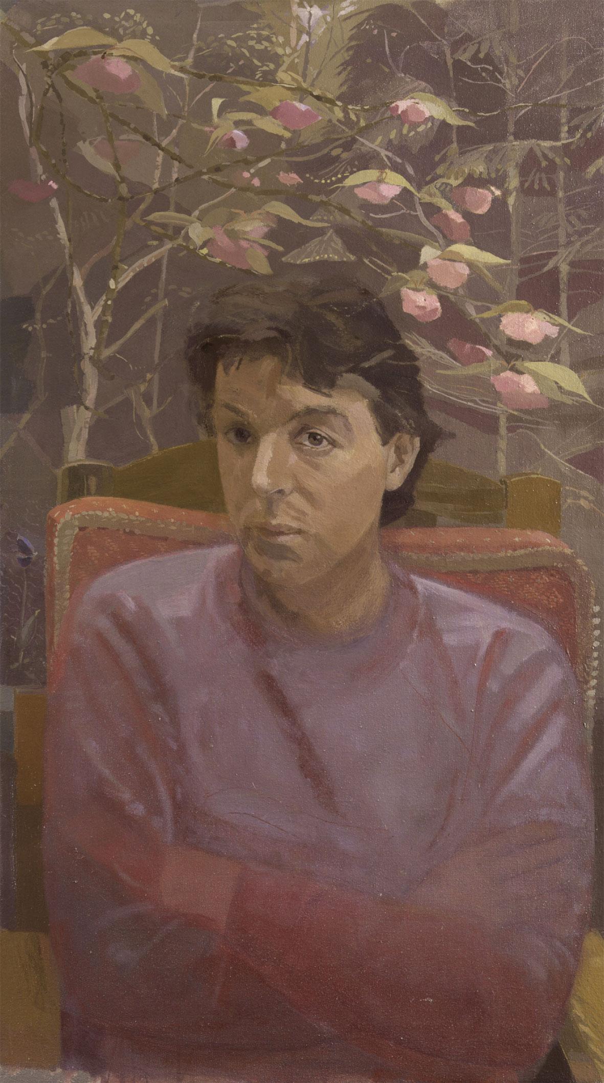 Guest Star Portraits Sir Paul Mccartney By Humphrey Ocean
