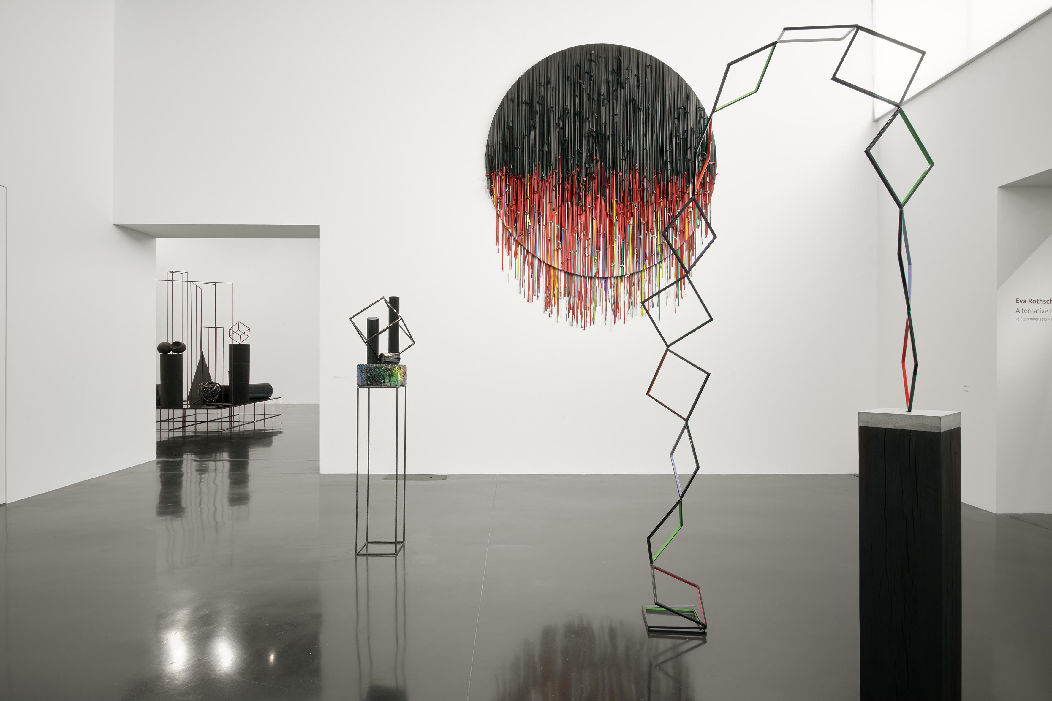 Eva Rothschild Alternative To Power The New Art Gallery