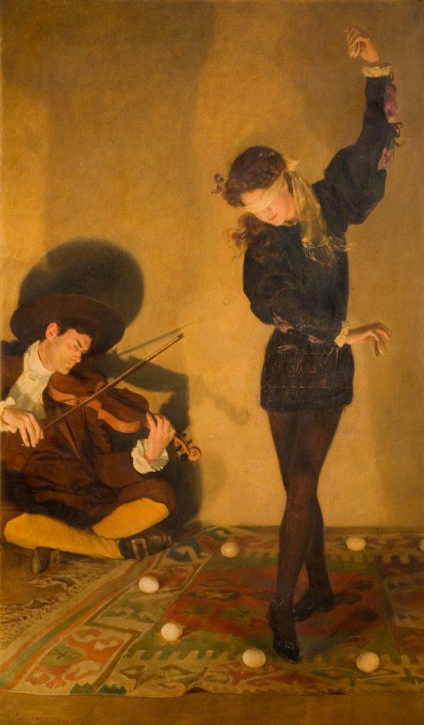 Collier, John Egg-Dance