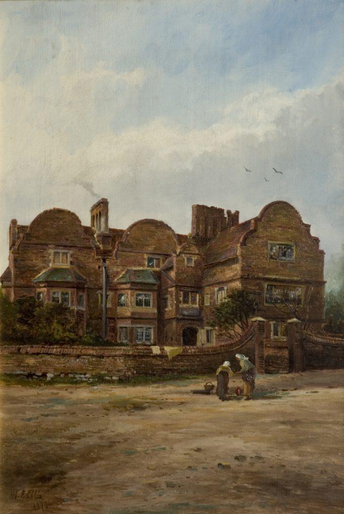 Ellis, Walter White Hart, Caldmore