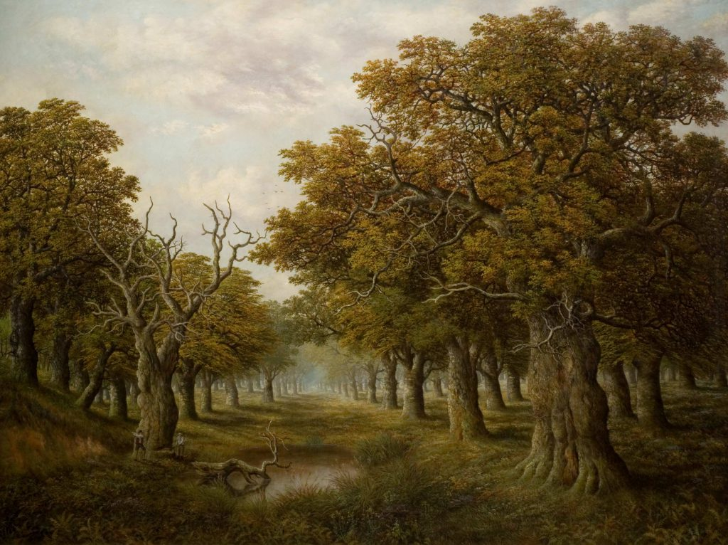Leaver, Charles In the New Forest