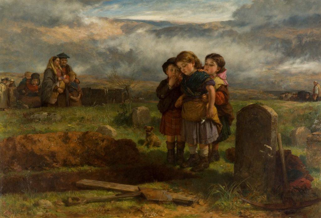 Faed, Thomas R.A. God's Acre